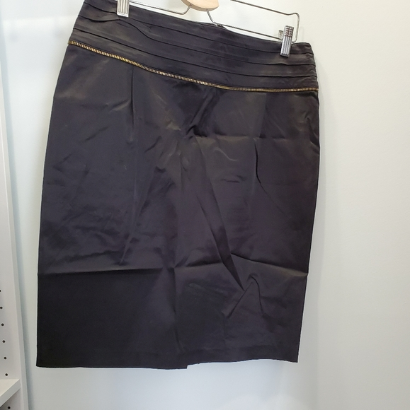 🌟 skirt black and gold - perfect condition